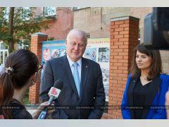 Міжнародне співробітництво. Американські експерти познайомились  з роботою  рятувальників Національного університету цивільного захисту України