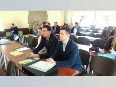 Представники Університету представили наукові здобутки напленарному засіданні міжнародної науково-практичної конференції
