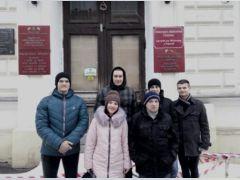 Засідання наукового товариства курсантів та студентів НУЦЗУ відбулося  на базі наукової бібліотеки