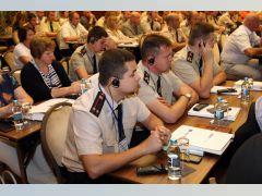 Науковець НУЦЗУ взяв участь у Міжнародному консультативному семінарі щодо контролю значних аварій, пов'язаних із небезпечними речовинами.