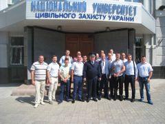 Зустрічі випускників Національного університету цивільного захисту України тривають