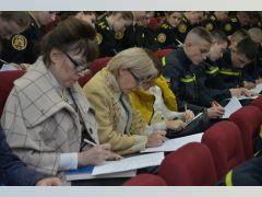 В Університеті відбувся Всеукраїнський диктант національної єдності