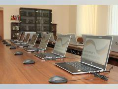 В рамках проекту міжнародної технічної допомоги уряду ФРН НУЦЗ України отримав комплектиІТ-обладнання