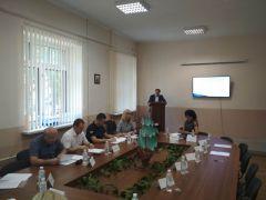 В НУЦЗУ відбулося розширене засідання навчально-науково-виробничого центру
