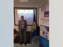 Науковець НУЦЗУ представив систему радіаційного, хімічного та біологічного захисту в Україні на міжнародному форумі