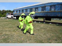 Співробітники НУЦЗУ взяли участь у тренувальному курсі Агентства зменшення загрози Міністерства оборони США